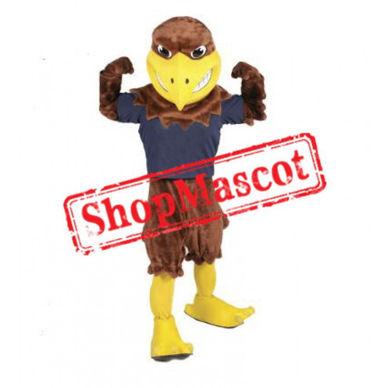 Power Lightweight Eagle Mascot Costume
