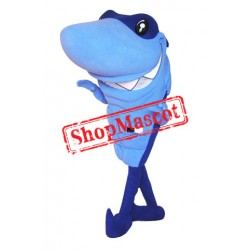 Cool Shark Mascot Costume