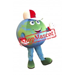 High Quality Earth Mascot Costume