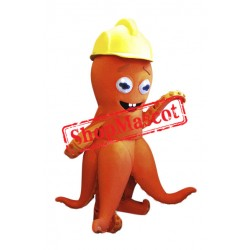 Top Quality Octopus Mascot Costume