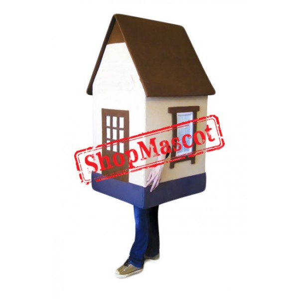 Top Quality Lightweight House Mascot Costume