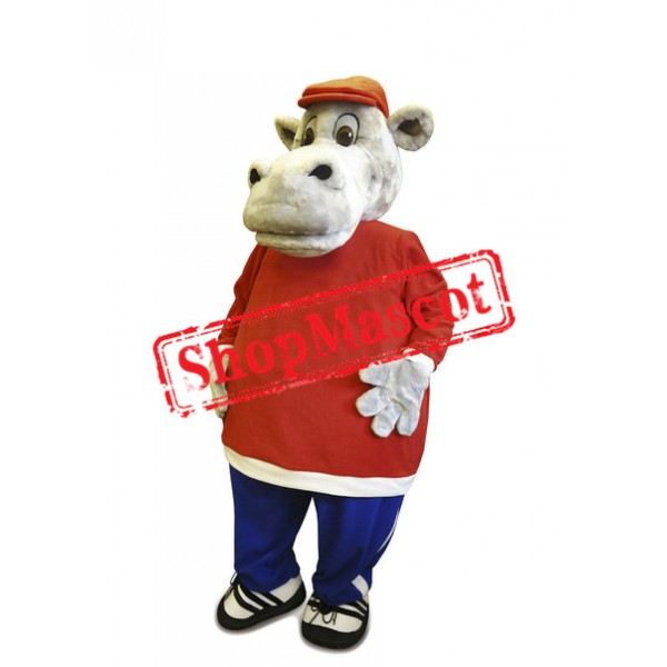 Top Quality Hippo Mascot Costume