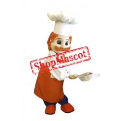 High Quality Lightweight Chef Man Mascot Costume