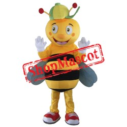 Happy Lightweight Animal Bee Mascot Costume