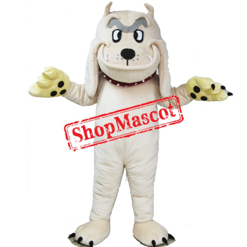 Shar Pei Dog Mascot Costume