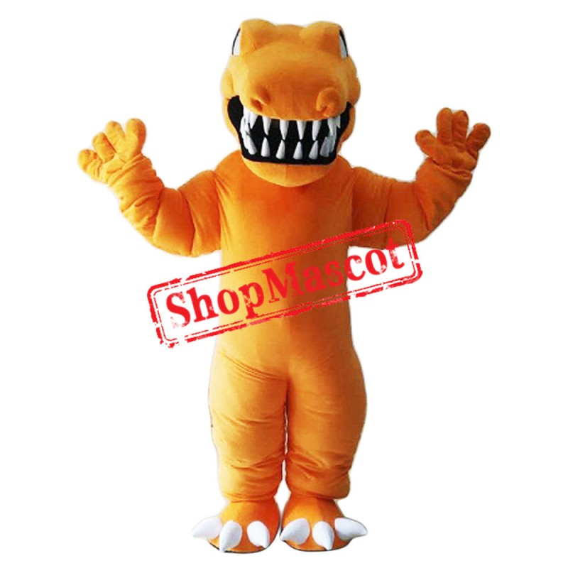 Fierce Lightweight Dinosaur Mascot Costume