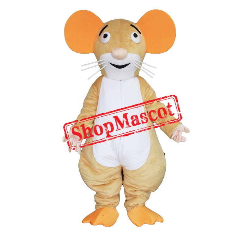 Cheap Lightweight Mouse Mascot Costume