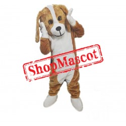 High Quality Beagle Dog Mascot Costume