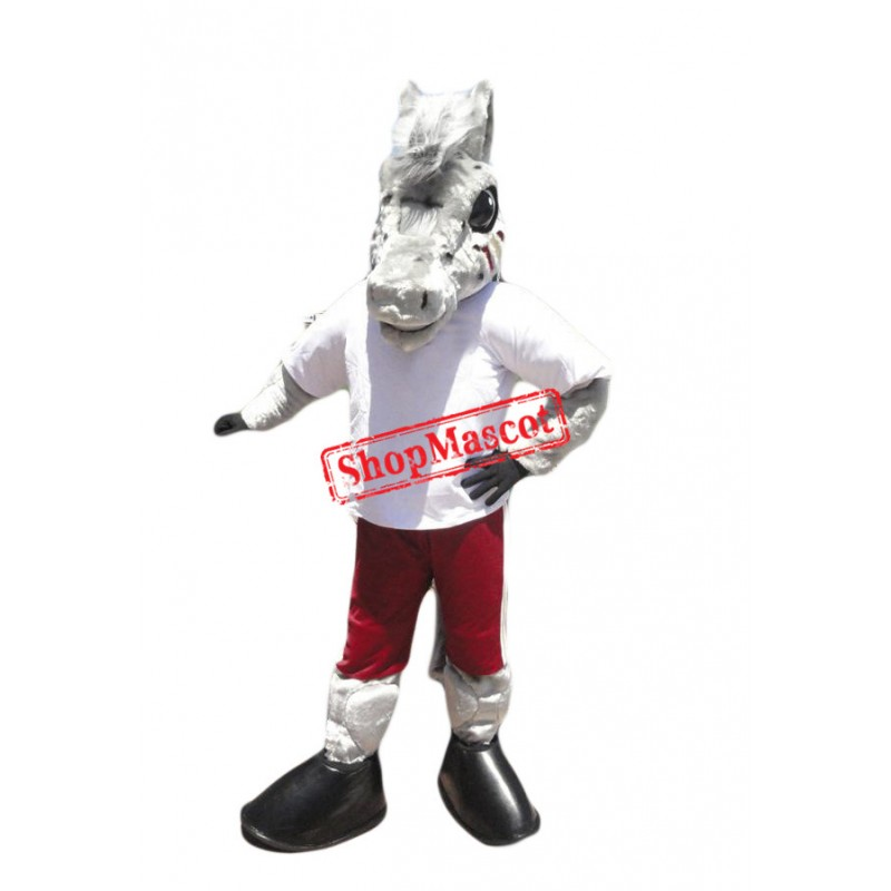Top Quality Horse Mascot Costume