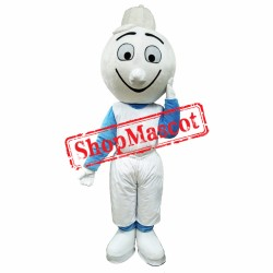 Golf Boy Mascot Costume