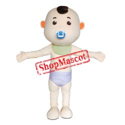 High Quality Baby Mascot Costume