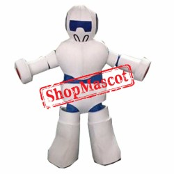 Cheap Robot Mascot Costume