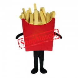 Potato Chips Mascot Costume