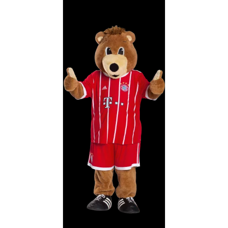 Bayern Munich Bear Lightweight Mascot Costume
