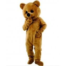 Brown Bear Collection Mascot Costumes