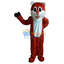 Cute New Tiger Mascot Costume