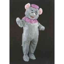 Cute Happy Bear Costume Mascot