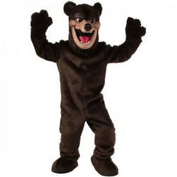 New Bear Mascot Costume