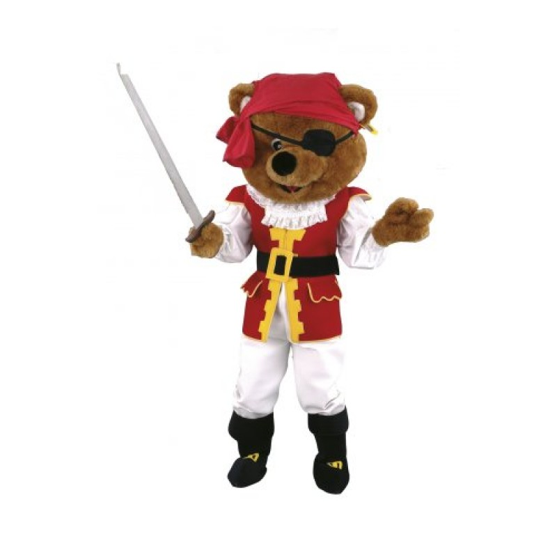 High Quality Bear Mascot Costume