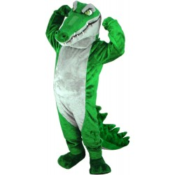 Crocodile Mascot Costume Free Shipping