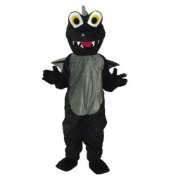 Black Dinosaurs Mascot Adult Costume Free Shipping