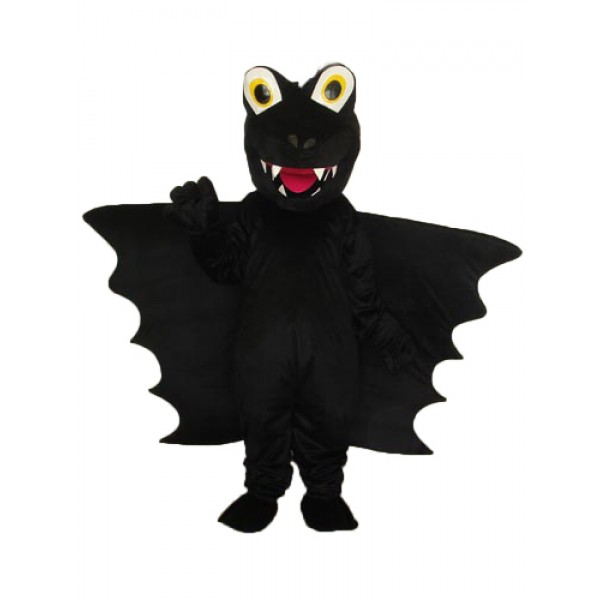 Revision Black Thorn Dinosaur Mascot Adult Costume Free Shipping