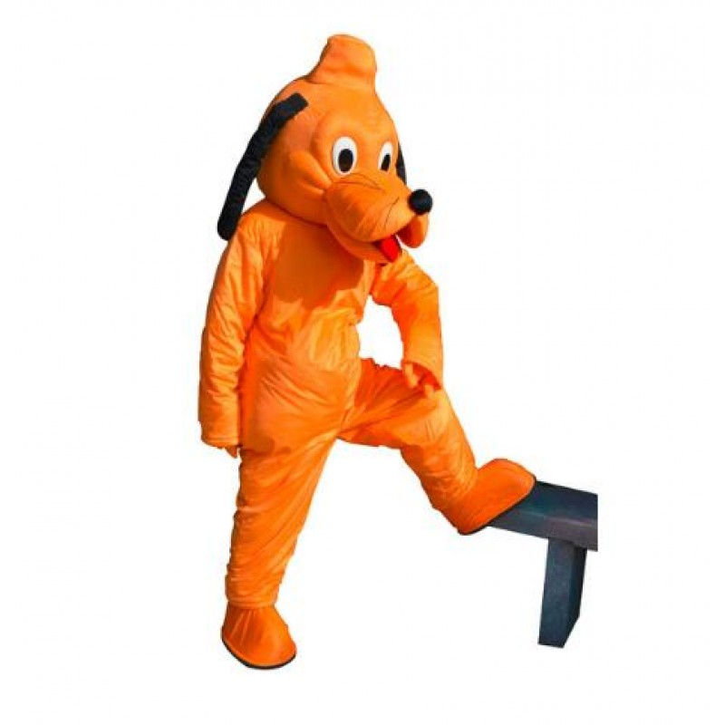 Hey Hey Dog Mascot Costume Cartoon Free Shipping