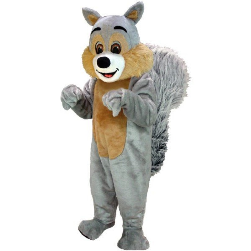 Squirrel Lightweight Mascot Costume Free Shipping