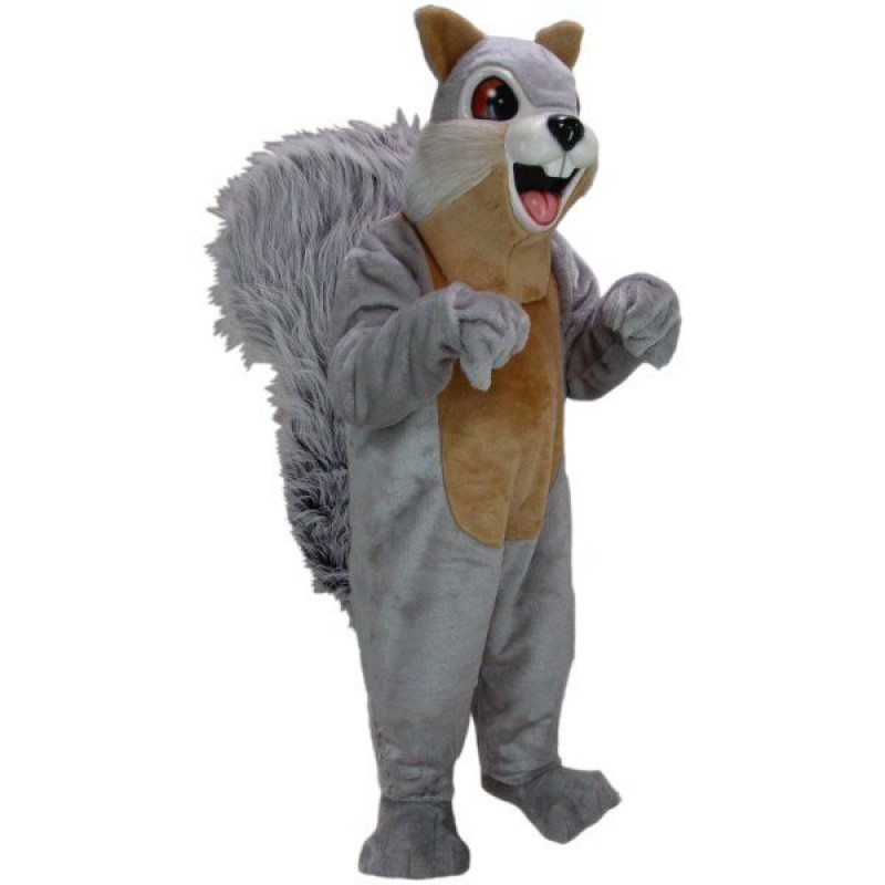 Squirrel Mascot Costume Free Shipping