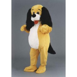 Plush Dog Costume Mascot Free Shipping