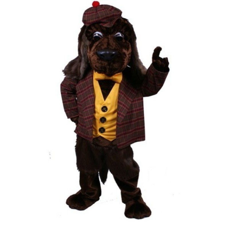 Rover Dog Mascot Costume Free Shipping