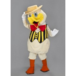 Dapper Duck Mascot Costume Free Shipping