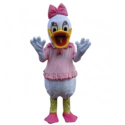 Donald Duck Mascot Costume Party Costume Free Shipping
