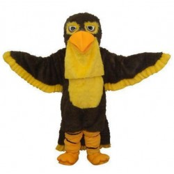 New Eagle Mascot Costume Christmas Halloween Free Shipping