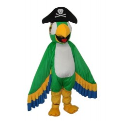 Green Eagle Mascot Costume Cartoon Costum Free Shipping