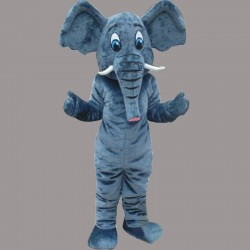 Elephant Mascot Costume Cartoon Costum Free Shipping