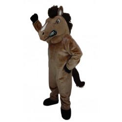 Mustang Horse Costume Mascot Free Shipping