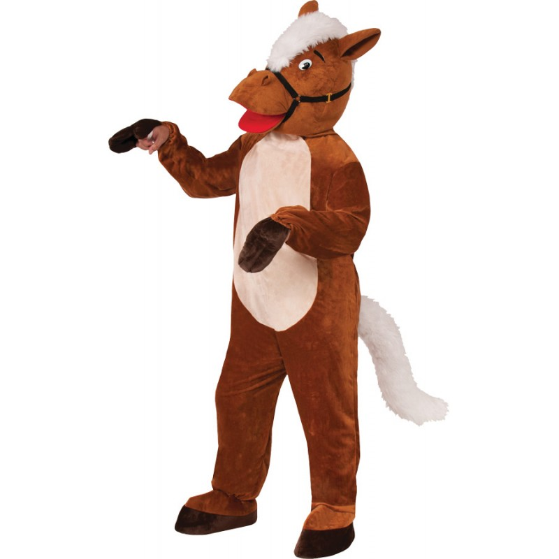 Horse Henry The Mascot Costume Free Shipping