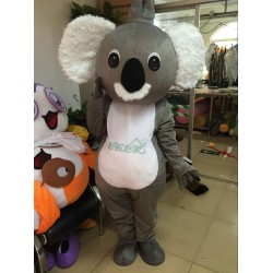 Koala Cartoon Mascot Costume Free Shipping