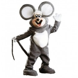 Squeak the Mouse Mascot Costume Free Shipping