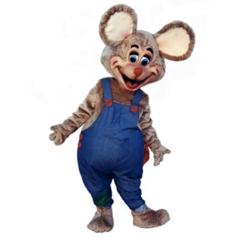 Country Mouse Mascot Costume Free Shipping