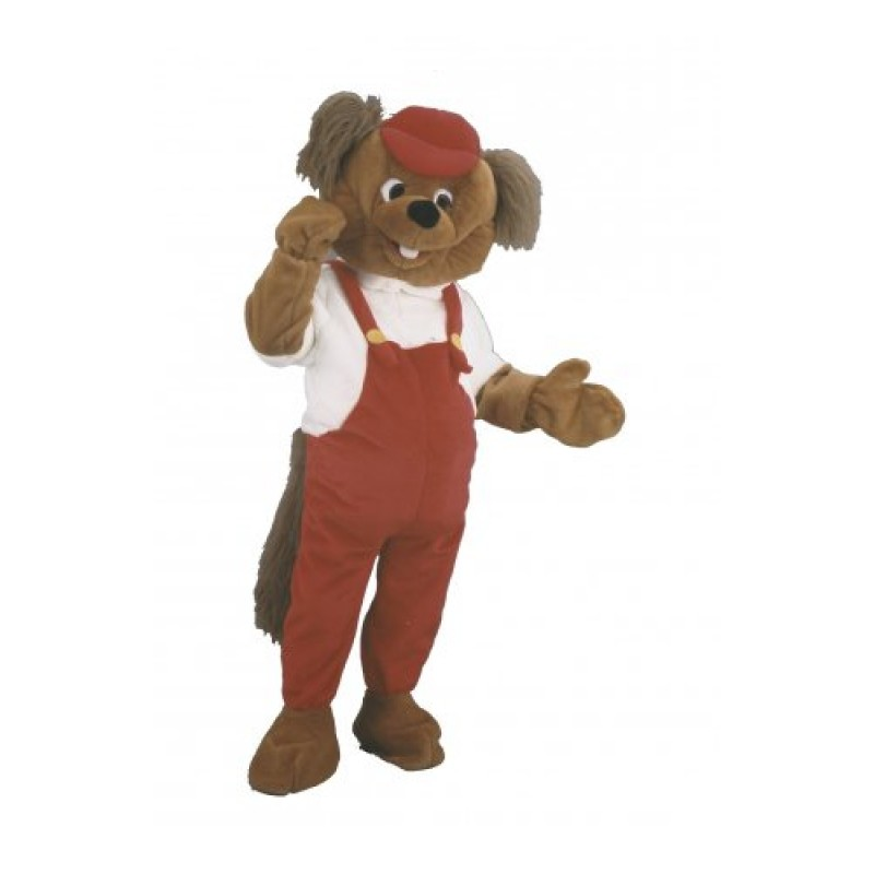 Cheap Beaver mascot Costume