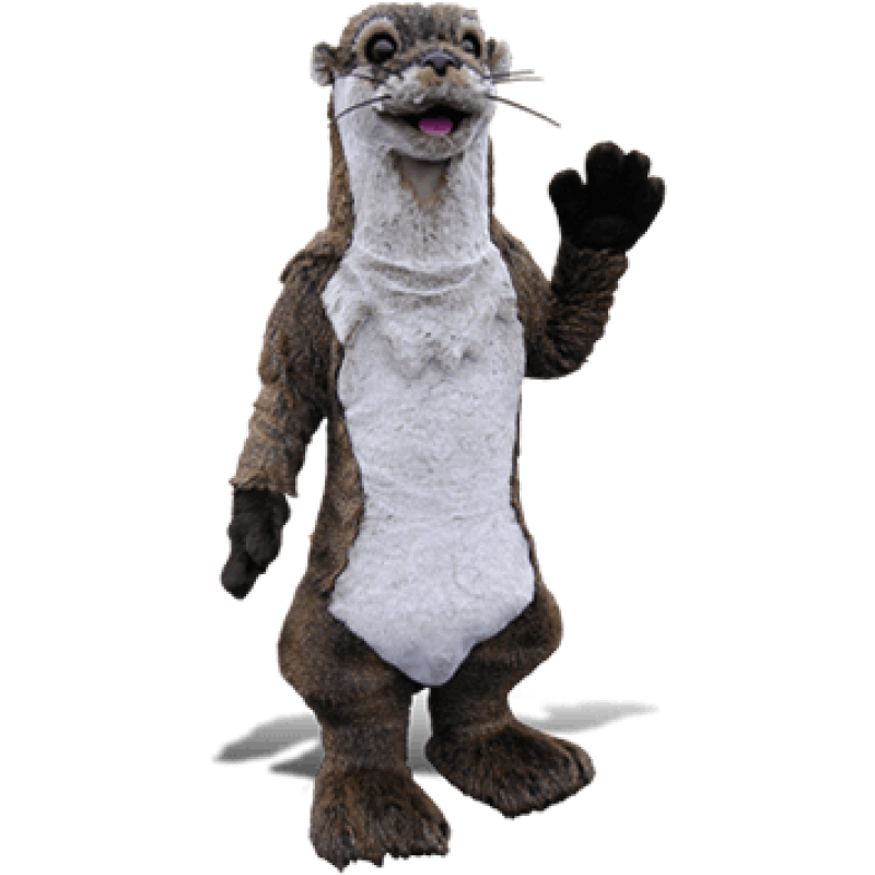 High Quality Beaver Mascot Adult Costume