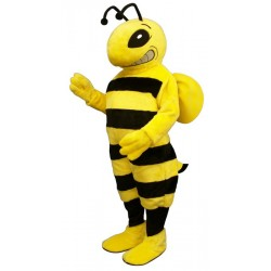 Cartoon Bee Mascot Costume