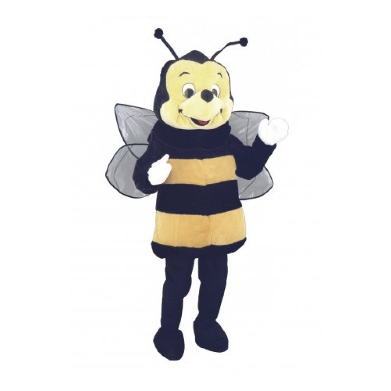 Lovely Bee Mascot Costume