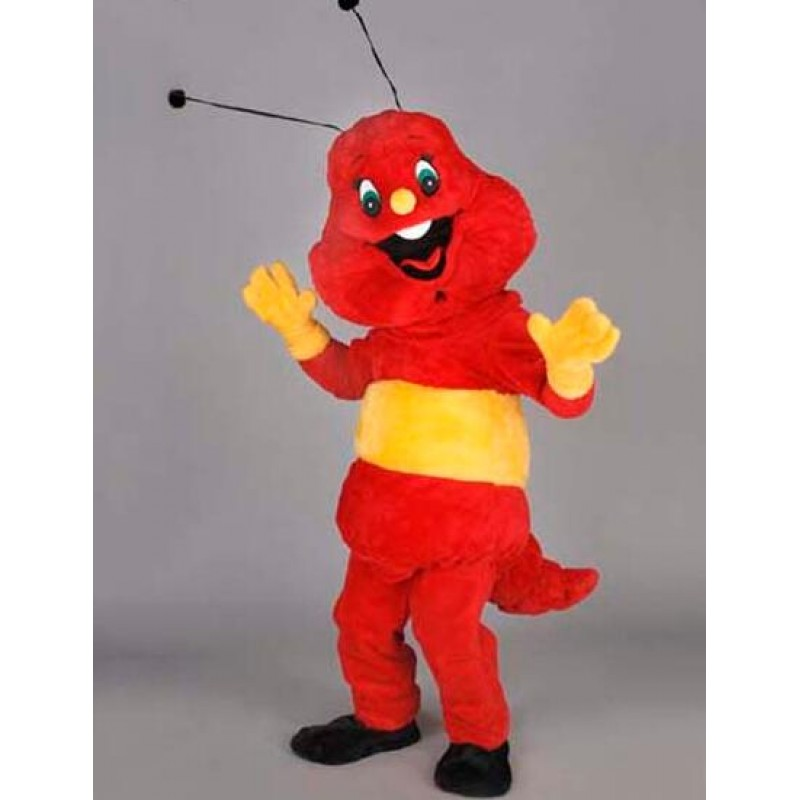 Red Ant Mascot