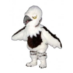 White Bird Mascot Costume