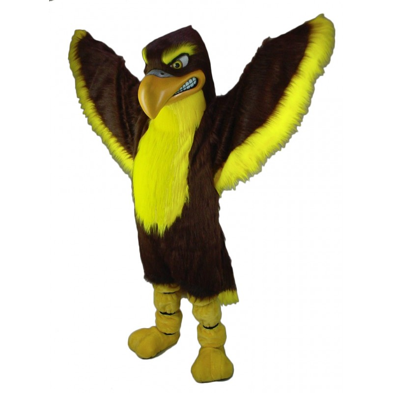 Fierce Falcon Costume Mascot