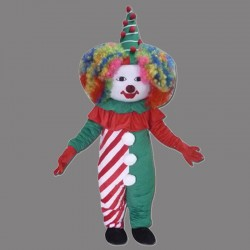 Lovely Clown Mascot Costume