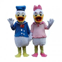 Donald Duck Mascot Costume